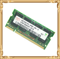 Wholesale Hynix Notebook memory DDR2 GB MHz PC2 S laptop computer RAM G so dimm