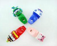 best little car - Robocar Poli Whistle Robot Car Whistle Robocar poli car Shape New Toy Best Gift For little Girl Boy
