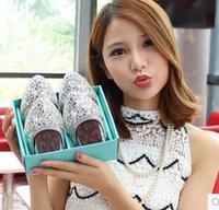 Wholesale Scoop Shoes - diamond shallow mouth shoe cusp shoe scoop Doug pregnant women shoes size 41-43