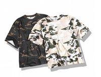 army camo shirt - Man Casual Camouflage T shirt Men Combat T Shirt Military Sport Camo Camp Mens T Shirts Fashion Tees