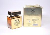 wholesale perfume - No ml k Pure Gold Eau De Parfum Women Perfume