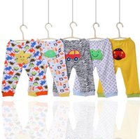 Wholesale Baby Trousers Infant cotton Trousers boy girl full sizes Ca ters C457