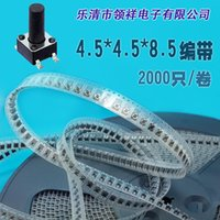 Wholesale Tape MM touch switch button patch panel mounted feet SMD x4