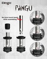 big flow - Big Promotion Original Kanger Pangu Tank with the Adjustable Juice Flow Control Kangertech Pangu Atomizer DHL
