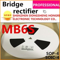 Wholesale Bridge rectifier MB6S mb6s Amp Single Phase V sop4 soic4 data inside we offer MB05S to MB10S high quality