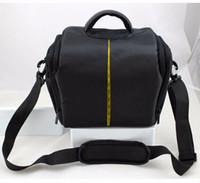 Wholesale NEW SLR Waterproof Camera Bag for Nikon D3200 D3100 D5100 D7100 D5200 D5300 D3300 D90 D7000 D610 P600 P520 Rain Cover Photo Case