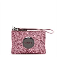 Wholesale FREESHIPPING MIMCO LOVELY HYDRANGEA SPARKS SMALL POUCH COIN POUCH PHONE POUCH TOP QUAILITY