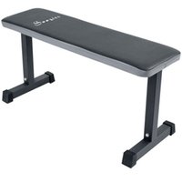 Wholesale New Flat Bench Sit Up Bench Crunch Board Ab Exercise Fitness Dumbbell Workout
