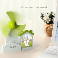 air conditioner photo - Factory Direct Photo frame Cooler portable mini air conditioner cool usb fan for power bank computer Laptop PC outdoor indoor