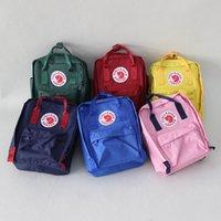 Wholesale kanken classic backpack kanken mini bag fjall raven bags famous brand handbags woman mens bag kanken laptop children school backpacks