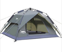 Wholesale The latest upgraded version of the tent more convenient to apply a variety of outdoor camping tents to provide