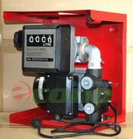 Wholesale W Mechanical Meter Gallon GPH v Electric Oil Fuel Diesel Gas Transfer Pump