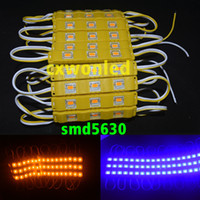 Wholesale LED module light lamp SMD waterproof LED modules for sign letters LED back light SMD5730 led W lm DC12V