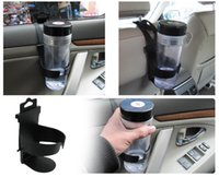 Wholesale Black Universal Drink Bottle Cup Holder Stand Mount For Car Auto Truck Vehicle
