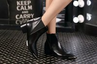 acne ankle boots - superior quality ACNE boots in AIKE a11c s minimalist leisure cm with the Leather Ankle Boots