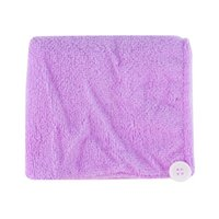 Wholesale Microfibre After Shower Hair Drying Wrap Towel Quick Dry Hair Hat Cap Turban