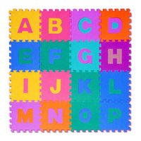 Wholesale letters EVA Babies Crawling Pad Children s Playing Ground Pads Puzzles Floor Mats