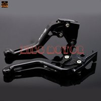 Wholesale Hot Sale For KAWASAKI Z750 Motorcycle Accessories Short Brake Clutch Levers Logo Z750 Black