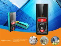 Wholesale LONN New LCD Instant Digital Laser Distance Meters Range Scanner Finder Laser Rangefinder Diastimeter m