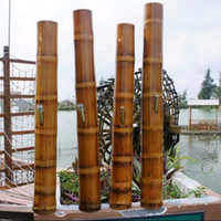bamboo water pipes - Bongs Bamboo chimney Hookah Water pipes men Smoking Pipes bong Straight tyoe oil rigs
