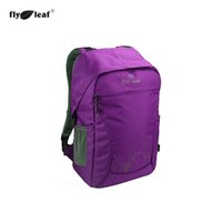 acs cameras - Fly Leaf Camera bag Purple color thickened shock proof pressure dispersion shoulder strap YKK zipper ACS back support system