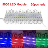 Wholesale SMD LED Modules Waterproof IP65 Led Modules DC V SMD Leds Sign Led For Channel Letters Warm Cool White Red Blue DHL CDT015