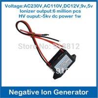 ac ionizer - AC110V Output Voltrage kv dc ionizer density million AC V V A Series air purifier for home negative ionizer generator