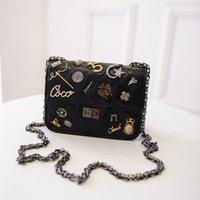 Wholesale Luxury Handbags Women Bags Designer Mini Bags Designer Chain Shoulder Messenger Bag Women Handbag Crossbody Package Bolsos