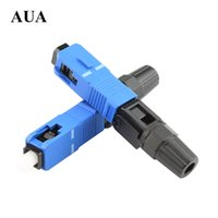 Wholesale Special embedded type SC cold drop cable connector SC fiber optic connector quick connector Splice