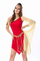 athena god - Greek God Of Love Costume Athena Costume Halloween Theme Party Dress Uniform Temptation J232