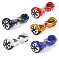 Wholesale Drop shipping inch hoverboard Electric Smart Scooter Electric Scooter Two Wheel Self Balancing Wheels