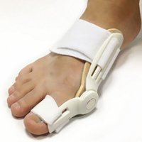 Wholesale Hallux Valgus Splint Bunion Big Toe Separators Straighteners Via DHL Shipping