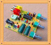 audio bbe - XR1075 fever pitch board BBE digital audio processor sound upgrade pre amplifier stage send knob