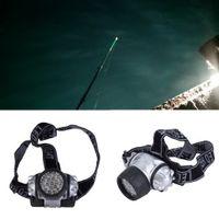 Wholesale New Adjustable Headlight LED Headlight Headlamp Waterproof Head light led Head lamp by3 AAA battery