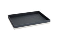 Wholesale Luxury Tray PU leather For Stars Hotel Guest Room
