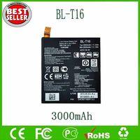 Cheap Original OEM BL-T16 Battery For LG G Flex 2 H950 H955 H959 LS996 US995 3000mAh 3.8V Free Ship