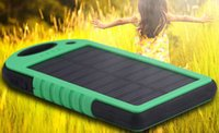 adroid camera - charging adroid Solar Charger and Battery Solar Panel portable power bank for Cell phone Camera MP4 With Flashlight waterproof shockproof