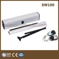automatic door system electric - Automatic door opener Electric swing door operator SW100 working with all kinds of access control system