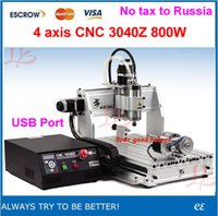 Wholesale USB Port cnc W cutting machine ball screw axis Engraving Drilling Milling machine