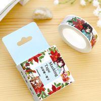 Wholesale M Good Girlfriends Washi Tape Masking Tape Hot Post it Japanese New Stickers Kawaii Stationery School Supp