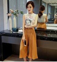 big black apparel - NEW Women Clothing pullover Tops Pant Set Big Girl Summer Short Sleeve Pant Set Women Apparel Set XA795