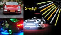 Cheap Wholesale Led Car Truck DRL Daytime Running Lights Day Driving Fog Universal Light Outdoor Light (Size 17CM)