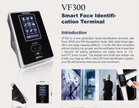 Wholesale TCP IP USB Host VF300 iface time attendance with ID Face RFID and PIN Recognition mode