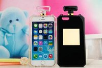 Wholesale mobile phone cases perfume uxury Perfume Bottle Case For Apple iPhone6 inch Plus