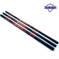 Wholesale Promotion SeaKnight ChinaRed m Glass Fishing Rod Telescopic Fishing Pole Carp Fishing Tackle