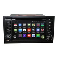 automotive tv tuner - 2016 Dashboard Placement and Bluetooth Enabled Built in GPS MP3 MP4 Players Radio Tuner Touch Screen TV Combination CAR DVD FOR Audi A4