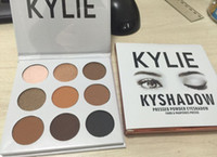 Wholesale 2016 New Kylie Cosmetics Bronze Eyeshadow KyShadow Palette