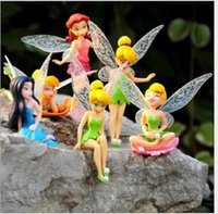 accessories for cake - Decor for Garden Fairy Garden Miniatures Fairy Genius Elf Mini Figurines Character Decorative mm Hot Sale Cake Accessories Flowerpot Moss