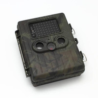 Wholesale DHL shipping free HT Li MP Waterproof Hunting Trail Camera Wildlife Scouting Camera Digital Scouting Camera
