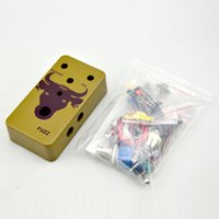 Wholesale Build your own Fuzz Face Pedal DIY GUITAR FUZZ PEDAL EFFECTS
